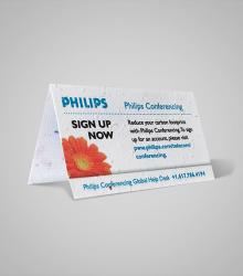 Seed Paper Business Card Psb Folded A Jpg